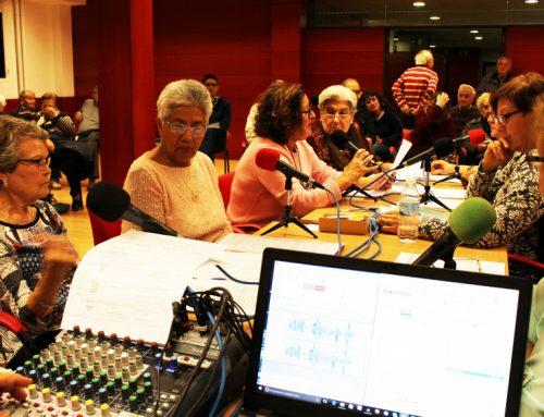 Primer programa en directo desde el CMM de Villalonso