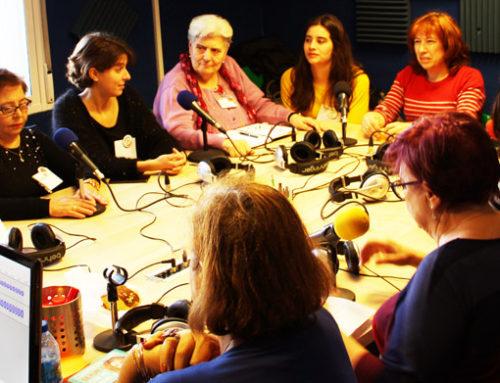 Encuentro de Radio Intergeneracional sobre Educación Sexual